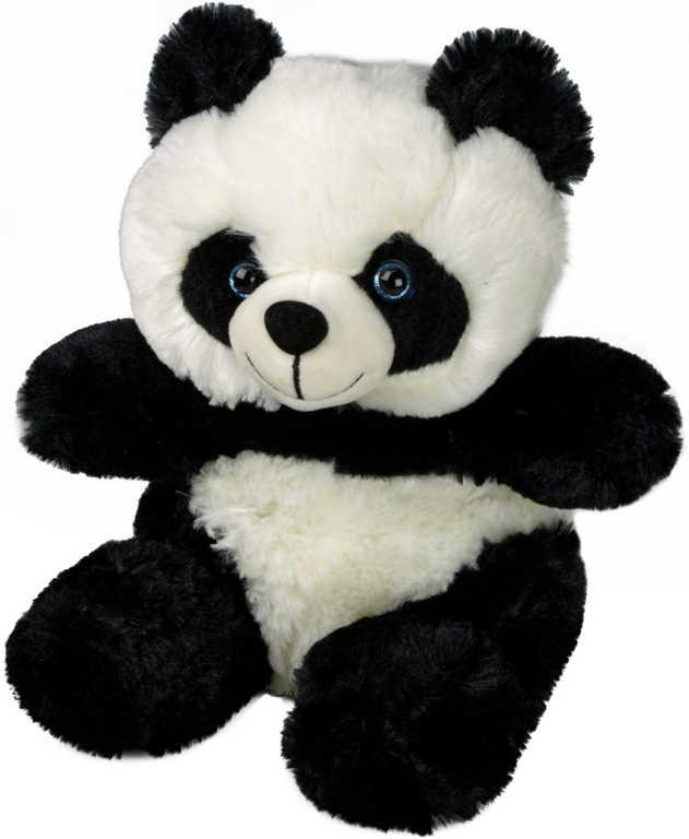 PLYŠ Panda 25 cm sedící