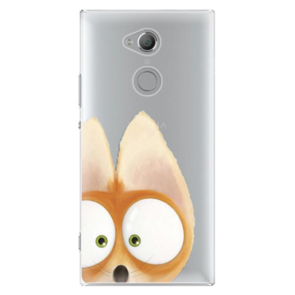 Plastové pouzdro iSaprio - Fox 02 - Sony Xperia XA2 Ultra