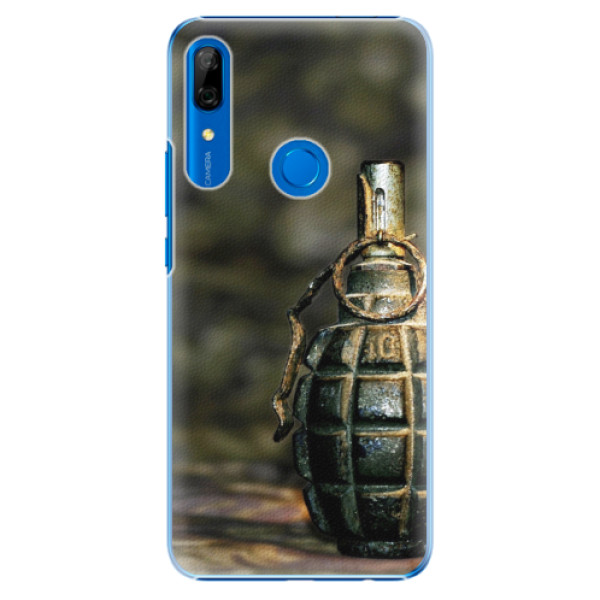 Plastové pouzdro iSaprio - Grenade - Huawei P Smart Z