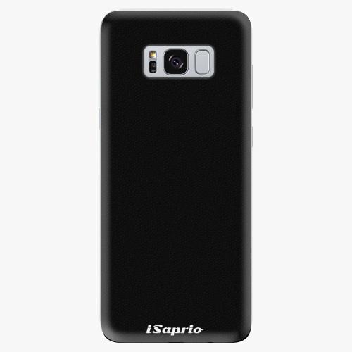 Plastový kryt iSaprio - 4Pure - černý - Samsung Galaxy S8 Plus