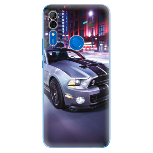 Odolné silikonové pouzdro iSaprio - Mustang - Huawei P Smart Z
