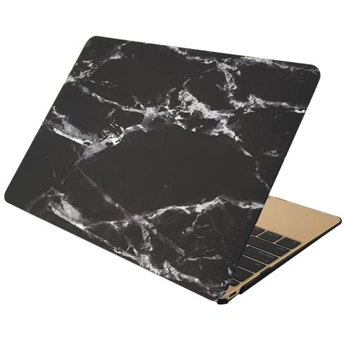 Polykarbonátové pouzdro / kryt iSaprio pro MacBook Air 13 Black Marble