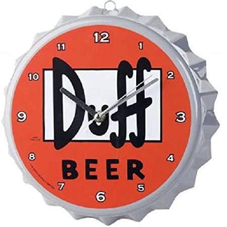 Nástěnné hodiny Simpsonovi - Duff