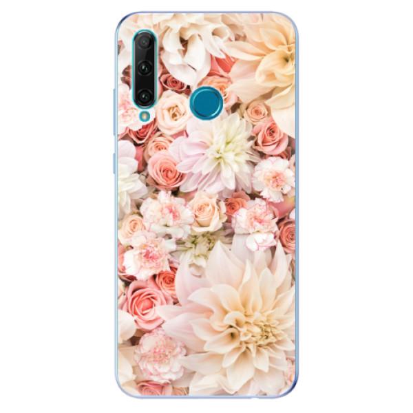 Odolné silikonové pouzdro iSaprio - Flower Pattern 06 - Honor 20e