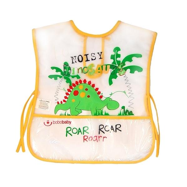 Dětská zástěrka Bobo Baby - Dinosaurus