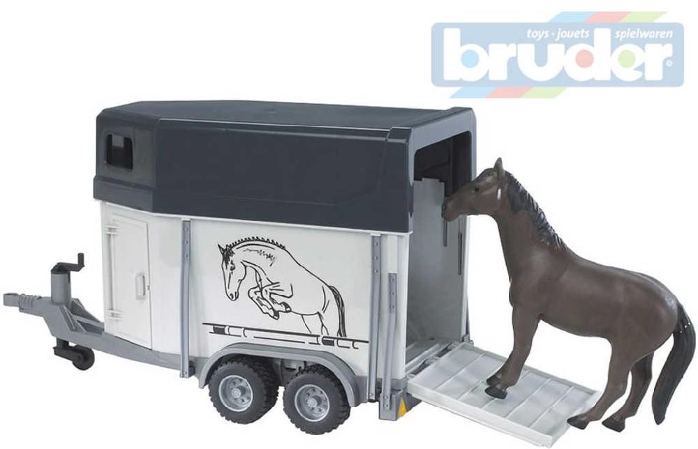 BRUDER 02028 (2028) Přepravník na koně