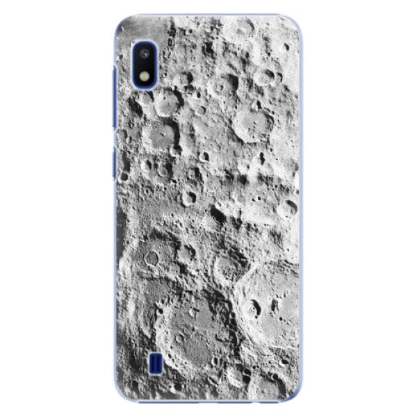 Plastové pouzdro iSaprio - Moon Surface - Samsung Galaxy A10