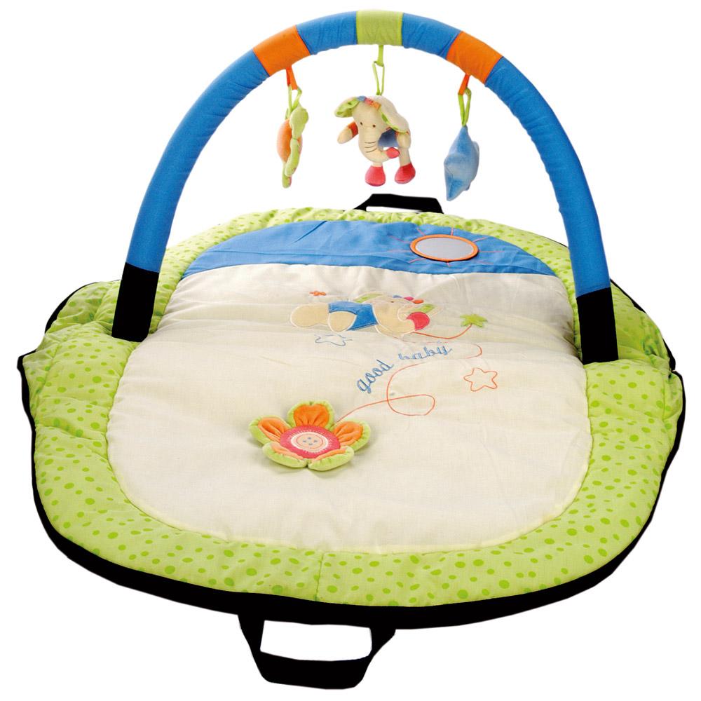 Cestovní hrací deka s hraz. - slon