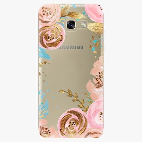 Plastový kryt iSaprio - Golden Youth - Samsung Galaxy A5 2017