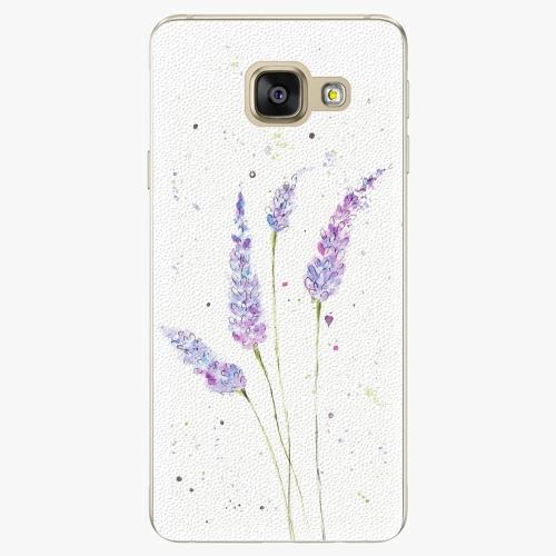 Plastový kryt iSaprio - Lavender - Samsung Galaxy A3 2016