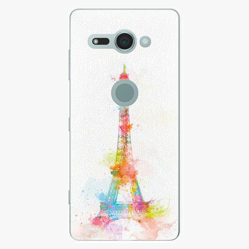 Plastový kryt iSaprio - Eiffel Tower - Sony Xperia XZ2 Compact