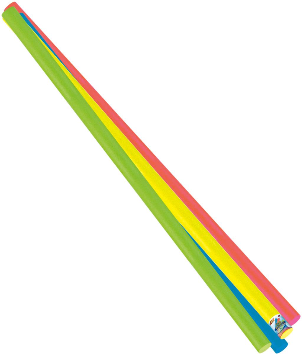 Trubice pěnová tyč ohebná 150cm různé barvy nudle do vody