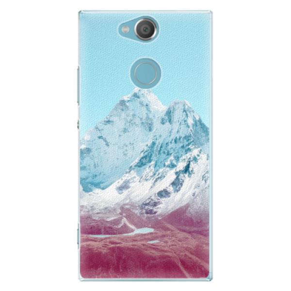 Plastové pouzdro iSaprio - Highest Mountains 01 - Sony Xperia XA2