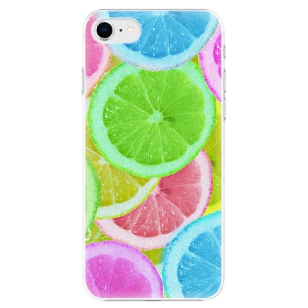 Plastové pouzdro iSaprio - Lemon 02 - iPhone SE 2020