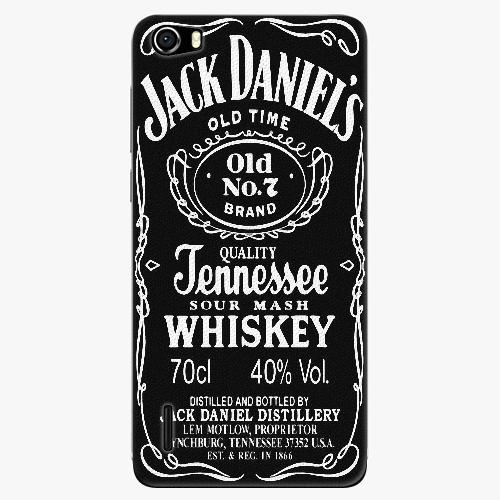 Plastový kryt iSaprio - Jack Daniels - Huawei Honor 6