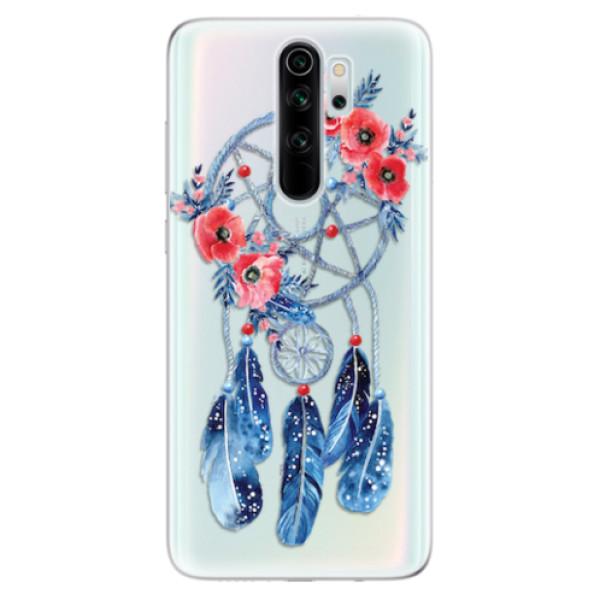 Odolné silikonové pouzdro iSaprio - Dreamcatcher 02 - Xiaomi Redmi Note 8 Pro