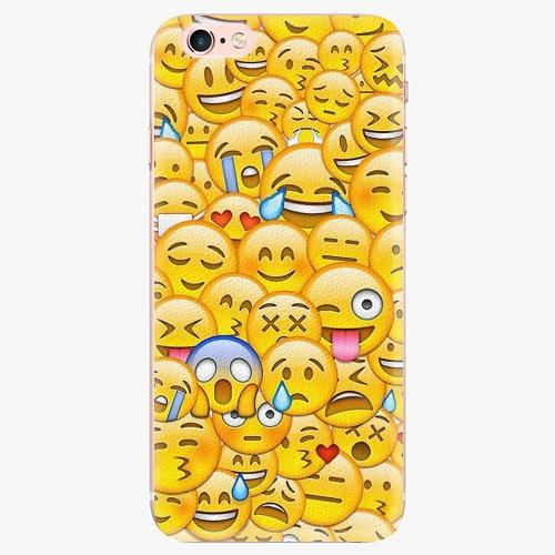 Silikonové pouzdro iSaprio - Emoji - iPhone 7