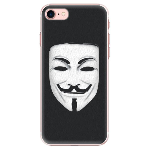 Plastové pouzdro iSaprio - Vendeta - iPhone 7