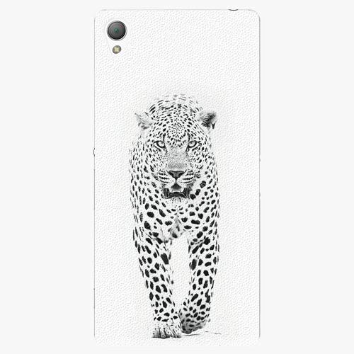 Plastový kryt iSaprio - White Jaguar - Sony Xperia Z3