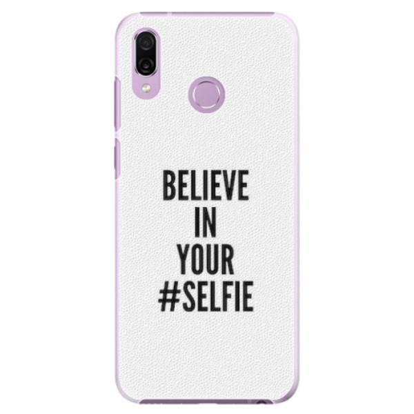 Plastové pouzdro iSaprio - Selfie - Huawei Honor Play