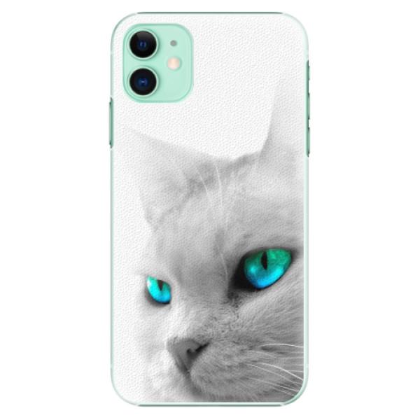 Plastové pouzdro iSaprio - Cats Eyes - iPhone 11