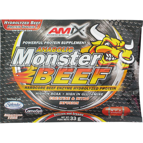 Anabolic Monster BEEF 90% 33g