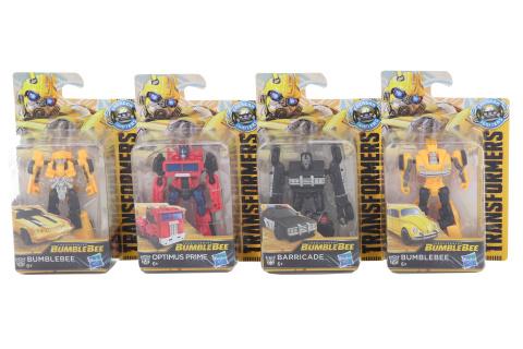 Transformer Bumblebee Energon igniter 6 TV 1.10.-31.12.