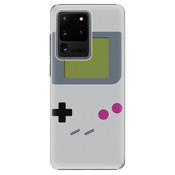 Plastové pouzdro iSaprio - The Game - Samsung Galaxy S20 Ultra