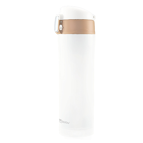 Elegantní dámská láhev DIVA CUP 450ml bílá