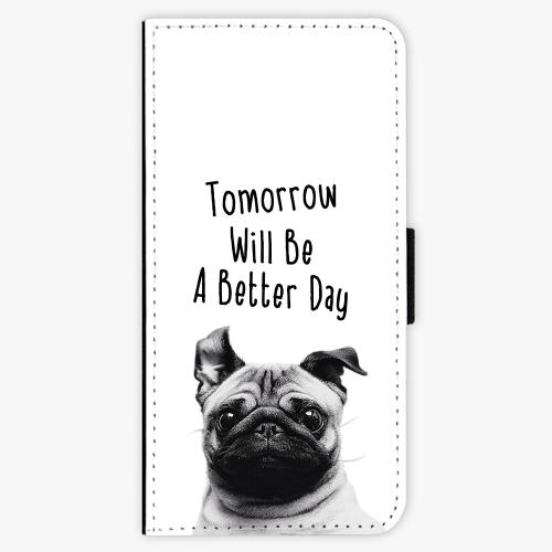 Flipové pouzdro iSaprio - Better Day 01 - Samsung Galaxy A3 2017