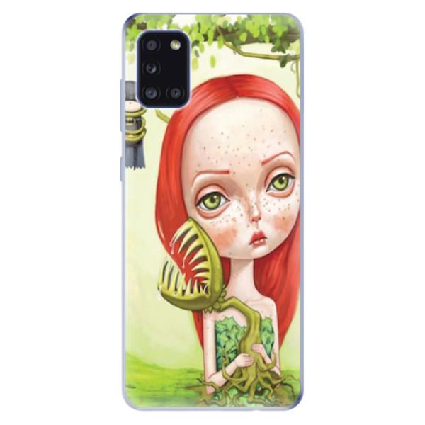 Odolné silikonové pouzdro iSaprio - Poison - Samsung Galaxy A31
