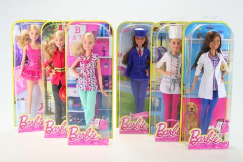 Barbie V povolání DHB18