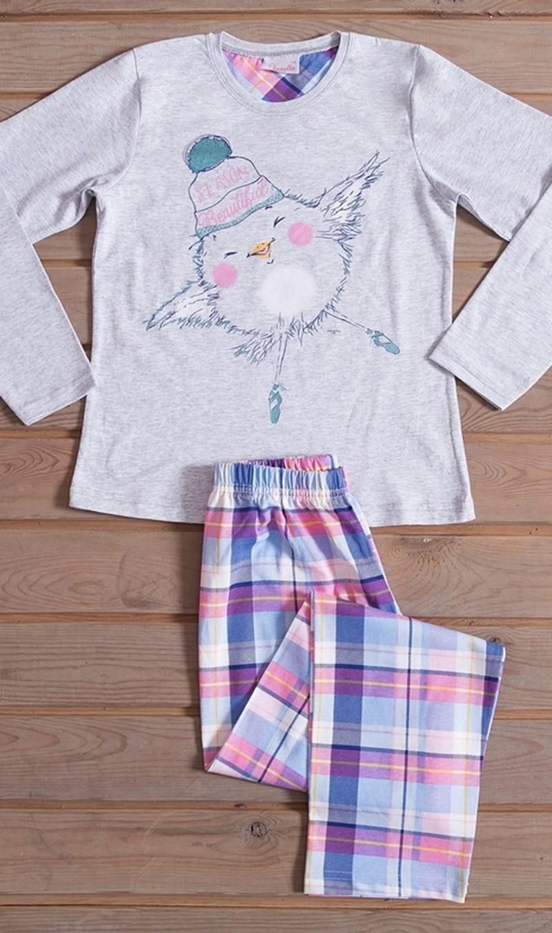 Dětské pyžamo dlouhé Vendy