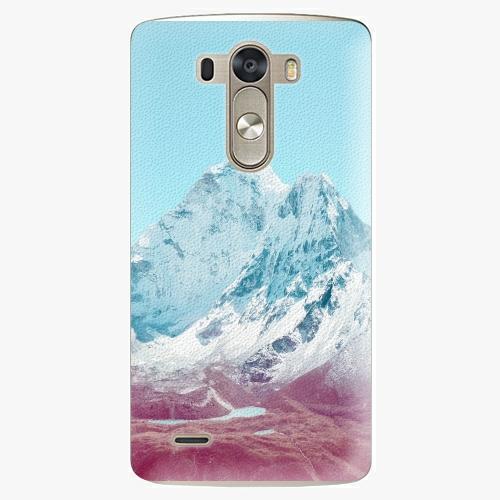 Plastový kryt iSaprio - Highest Mountains 01 - LG G3 (D855)