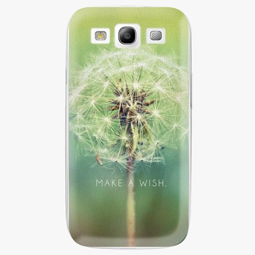 Plastový kryt iSaprio - Wish - Samsung Galaxy S3