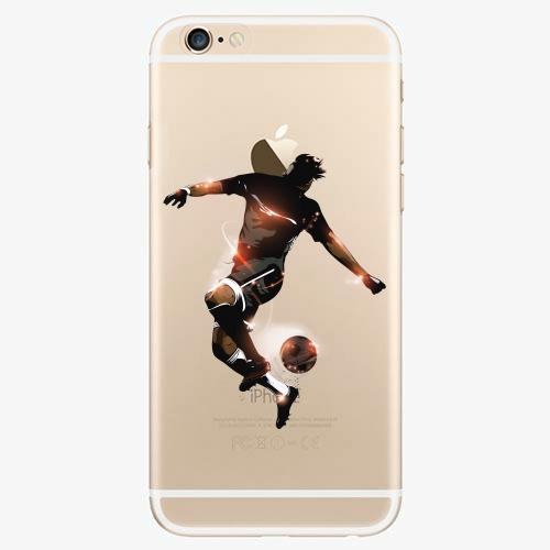 Silikonové pouzdro iSaprio - Fotball 01 - iPhone 6/6S