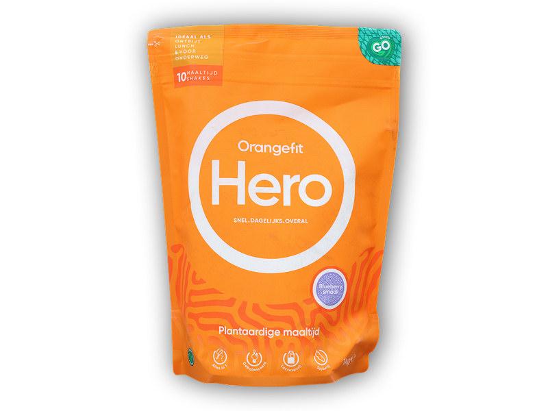 Hero - kompletní rostlinná snídaně