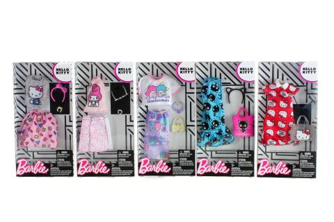 Barbie Tématické oblečky a doplňky FKR66
