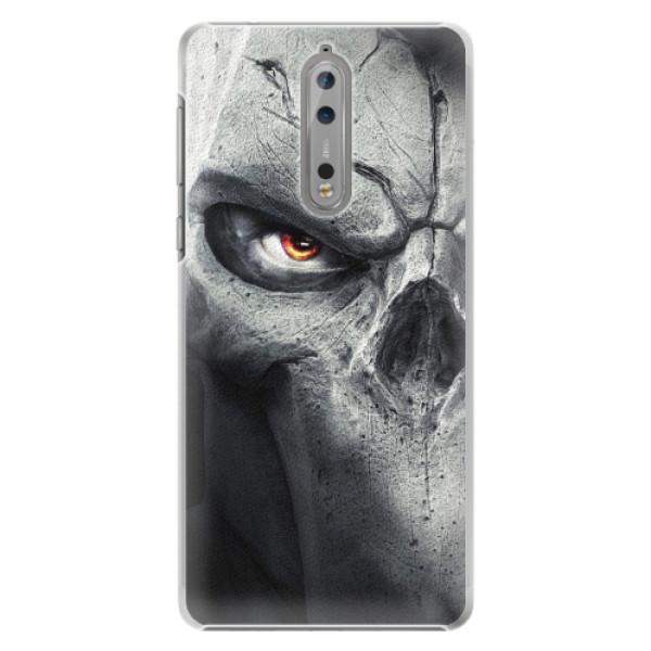 Plastové pouzdro iSaprio - Horror - Nokia 8