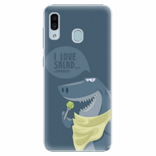 Plastový kryt iSaprio - Love Salad - Samsung Galaxy A30