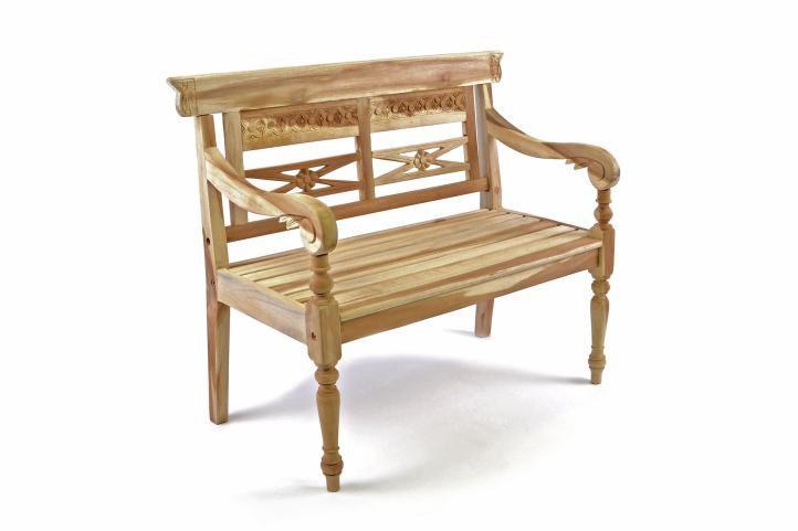 divero-drevena-2-mistna-lavice-pro-deti-z-teakoveho-dreva