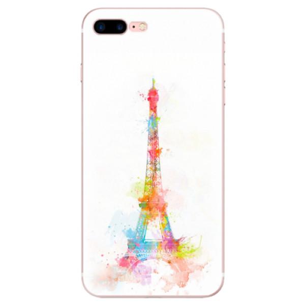 Odolné silikonové pouzdro iSaprio - Eiffel Tower - iPhone 7 Plus