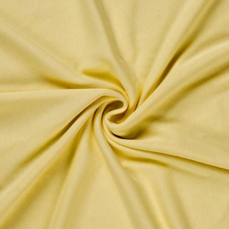 Jersey prostěradlo 180x200cm II.jakost, Barva 004 citrus