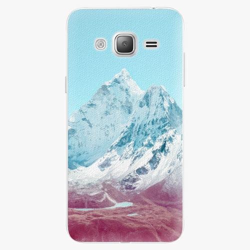 Plastový kryt iSaprio - Highest Mountains 01 - Samsung Galaxy J3 2016