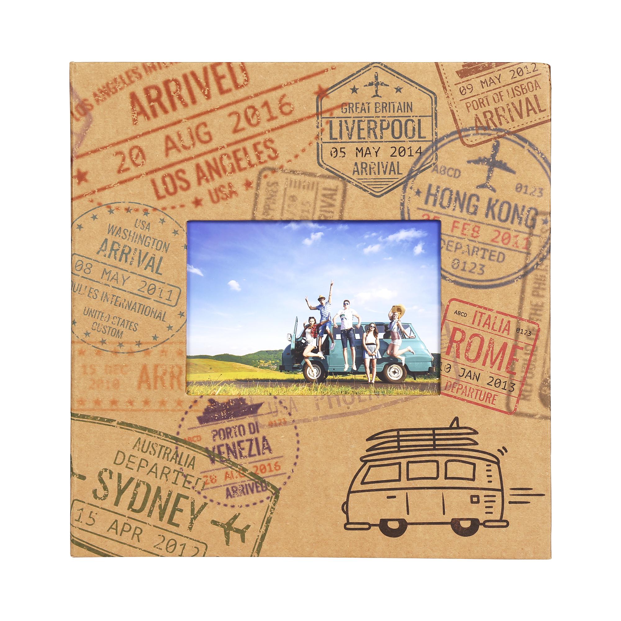 Fotoalbum - Cestování