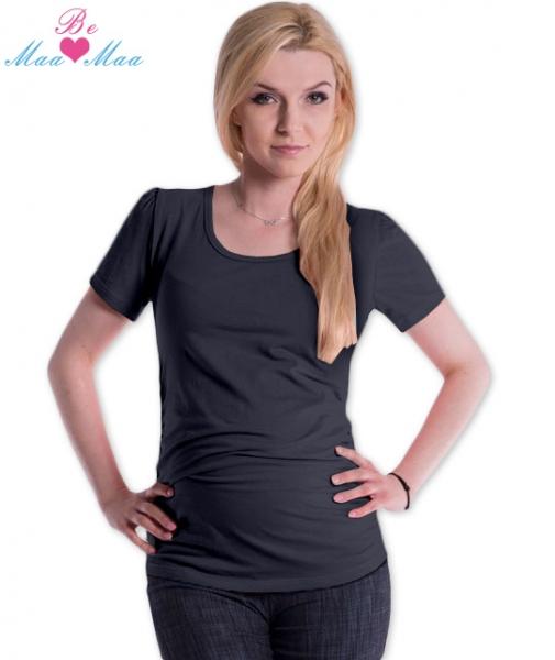 be-maamaa-triko-joly-bavlna-nejen-pro-tehotne-grafitove-s-m