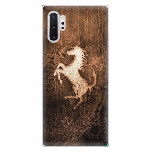 Silikonové pouzdro iSaprio - Vintage Horse - Samsung Galaxy Note 10+