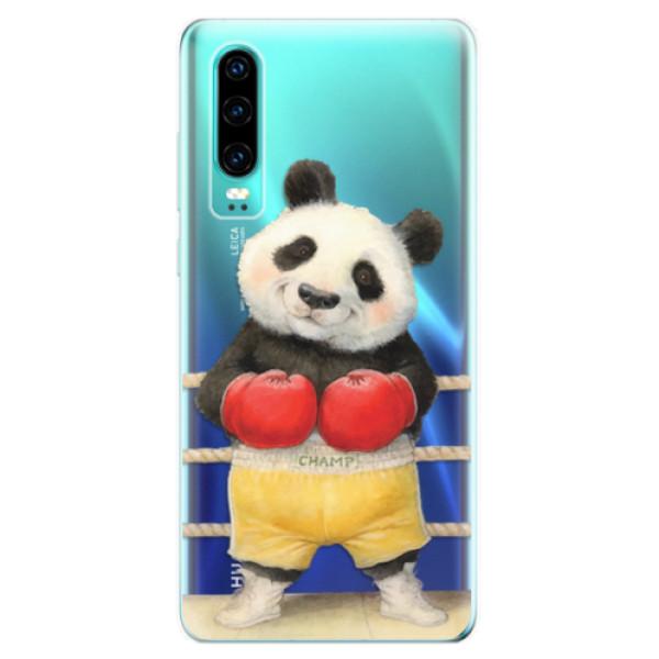 Odolné silikonové pouzdro iSaprio - Champ - Huawei P30