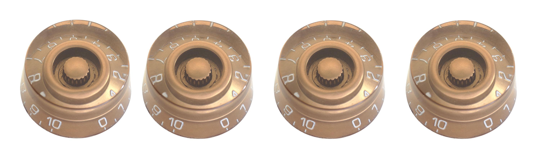 Stagg SP-KNLP-GDH, knoflíky na potenciometry pro el. kytaru