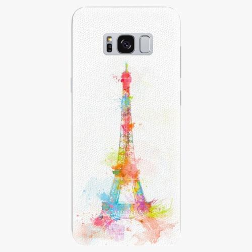 Plastový kryt iSaprio - Eiffel Tower - Samsung Galaxy S8 Plus